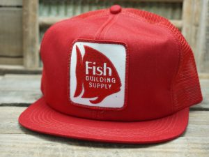 Fish Building Supply Hat