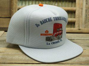 De Bauche Truck & Diesel Inc. La Crosse, WI Vintage Hat