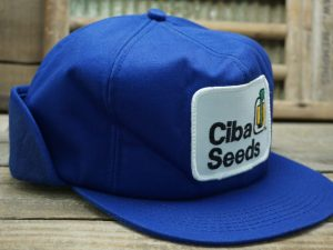 Ciba Seeds Winter Flap Vintage Hat
