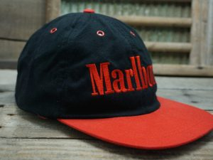 MARLBORO Tobacco Cigarettes Hat