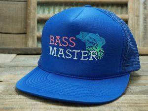 Bass Master Fishing Hat