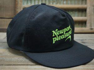 Newport Pleasure Cigarettes Hat