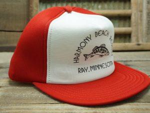 Harmony Beach Resort Ray, Minnesota Hat