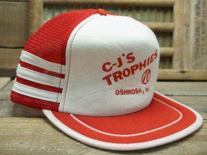 C-J's Trophies Oshkosh Wisconsin Hat