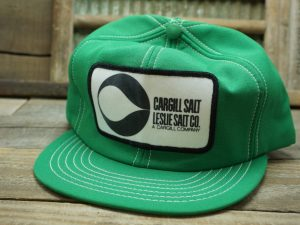 Cargill Salt / Leslie Salt Co Hat