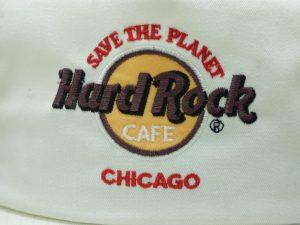 Hard Rock Cafe Chicago Hat