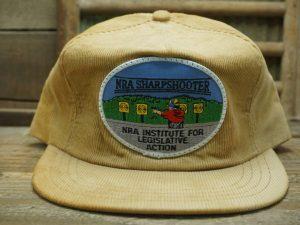NRA Sharpshooter NRA Institute For Legislative Action Hat