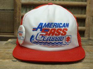 American Bass Classic Hat & La Crosse, WI Button