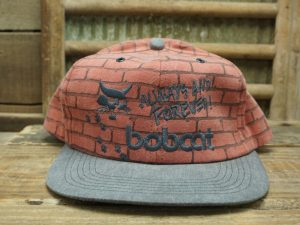 Bobcat Always and Forever Hat