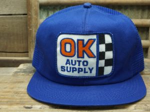 OK Auto Supply Hat