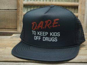 D.A.R.E. Hat