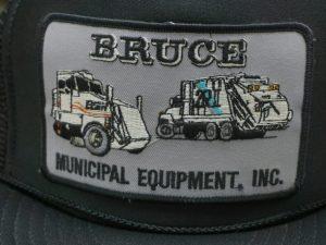 Bruce Municipal Equipment Inc Hat