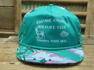 Portage County Wildlife Club Stevens Point, WI Hat