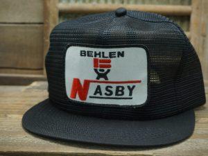 Nasby – Behlen Hat