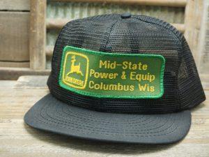 John Deere Mid-State Power & Equipment Columbus, WI Hat