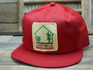 Lake Mills Seed House Hat