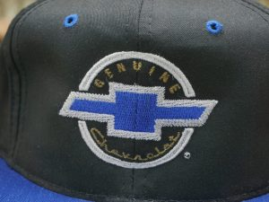 Genuine Chevrolet Bird Chevrolet-Geo Hat