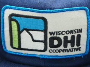 Wisconsin DHI Cooperative Hat