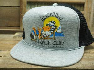 Alcatraz Beach Club Lifetime Member Hat