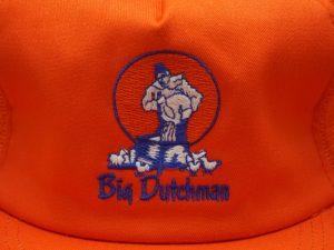 Big Dutchman Hat