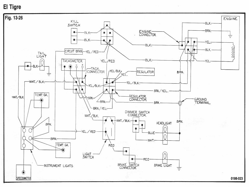 2006 Yamaha Raptor Wiring Diagram Tach Wiring I Have Searched Arcticchat Com Arctic