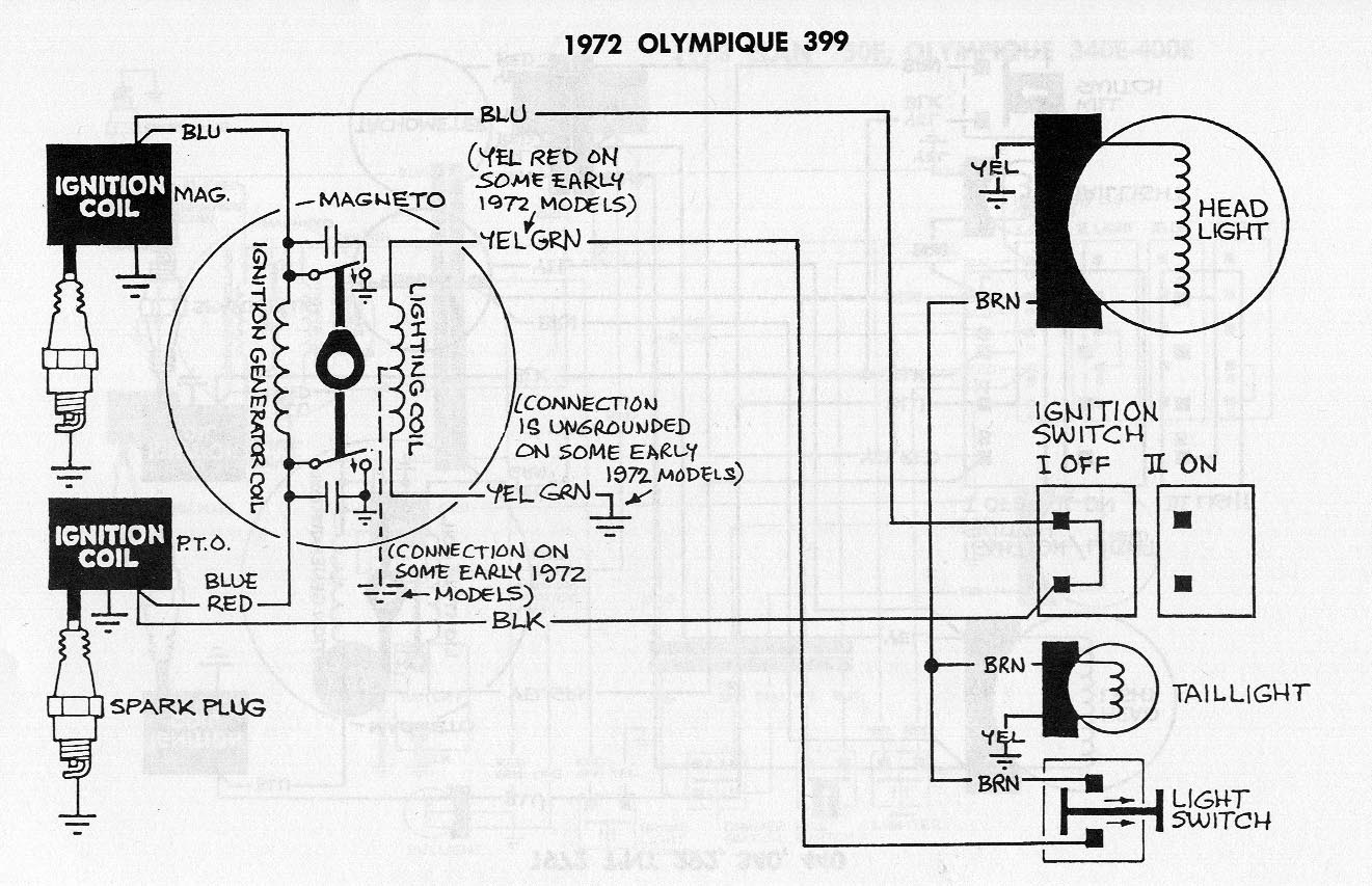 Ski Doo Wiring Diagram