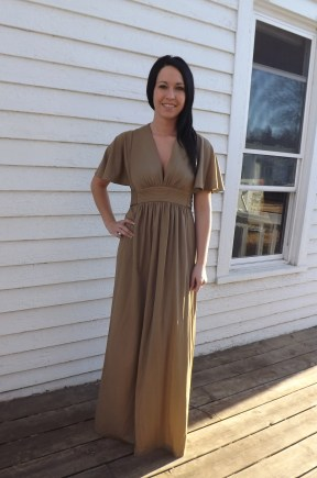 Maxi Dress by Shawn Originals