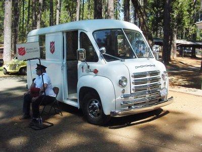 Dodge Route Van
