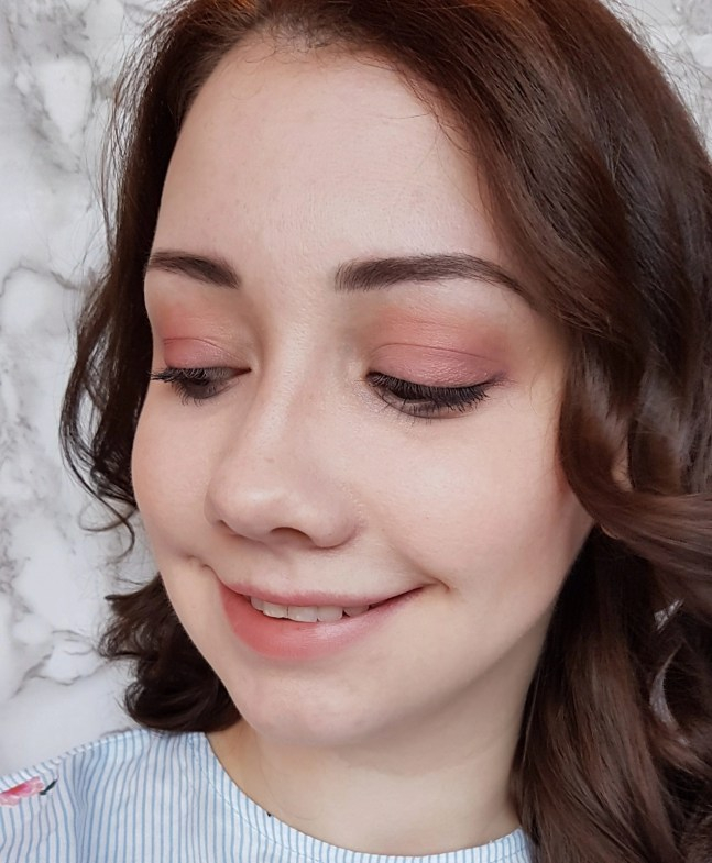 'Oh So Special' Valentines Day Makeup Look