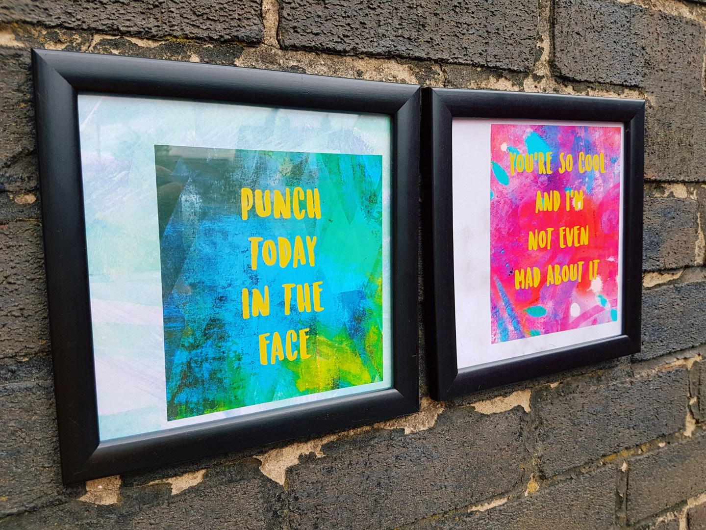 Cheap & Easy Home Art