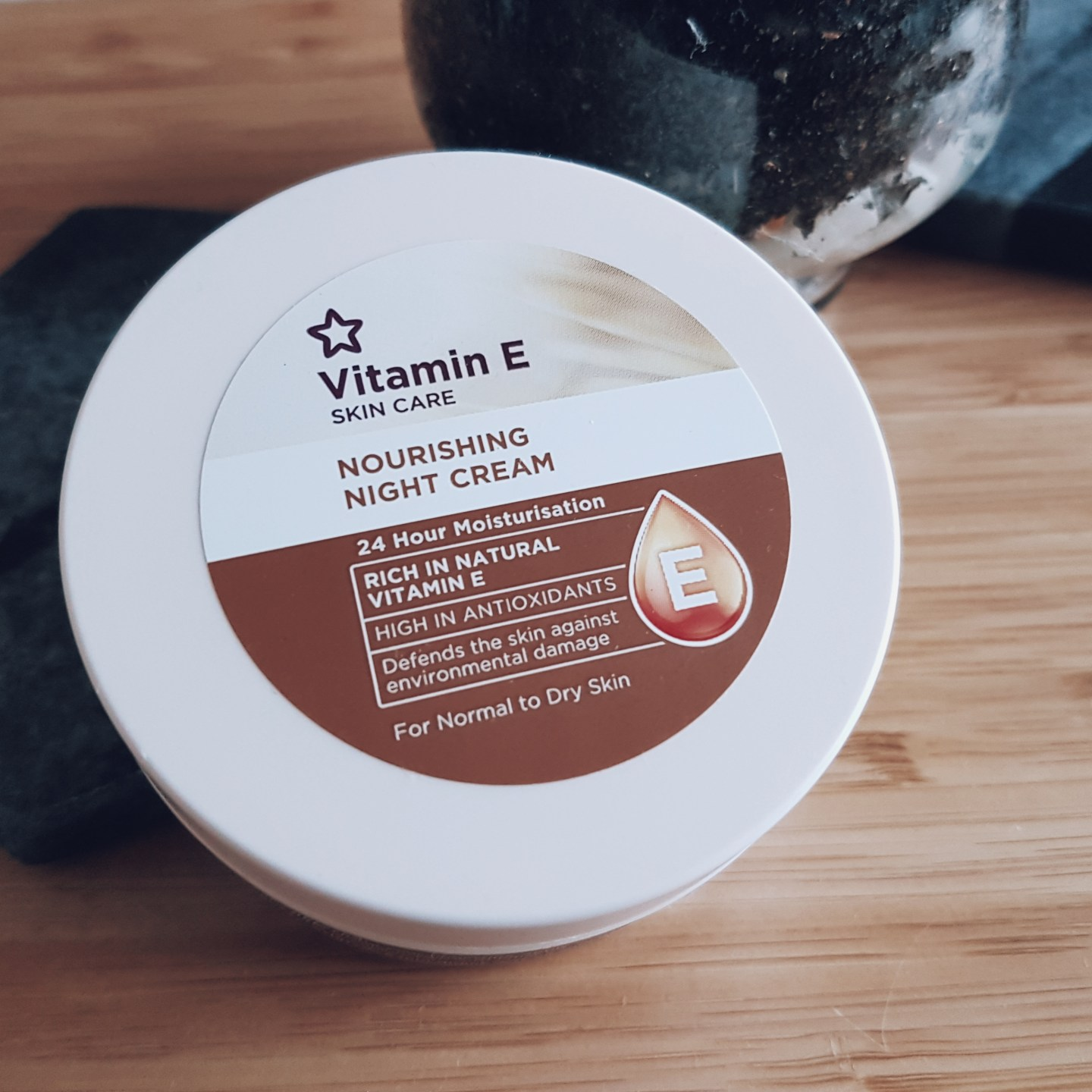 Review: Superdrug Vitamin E Night Cream