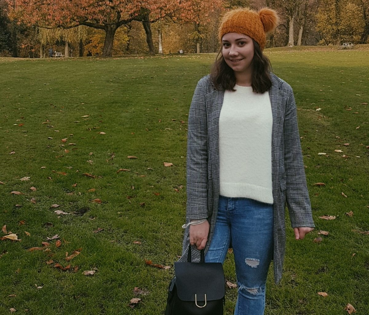 Outfit Of The Day #14 | Autumn In The Park