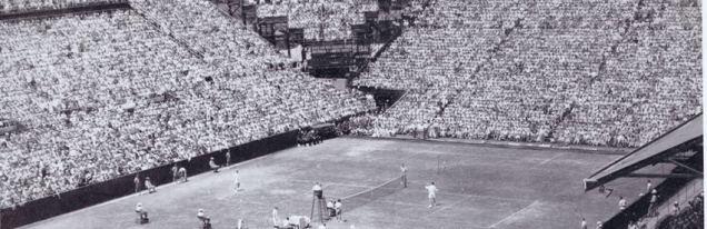 White city world record Davis Cup 1954 FB Cover