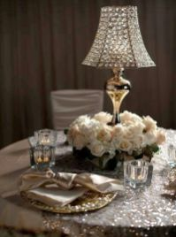 Old Hollywood Glamour Inspiration For Your Party Event27