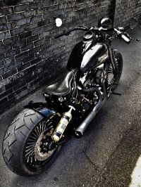 07Custom Motorcycles