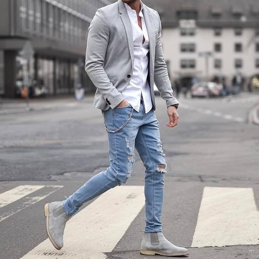 33 Best Menu0026#39;s Spring Casual Outfits Combination - vintagetopia