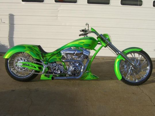 47Custom Motorcycles