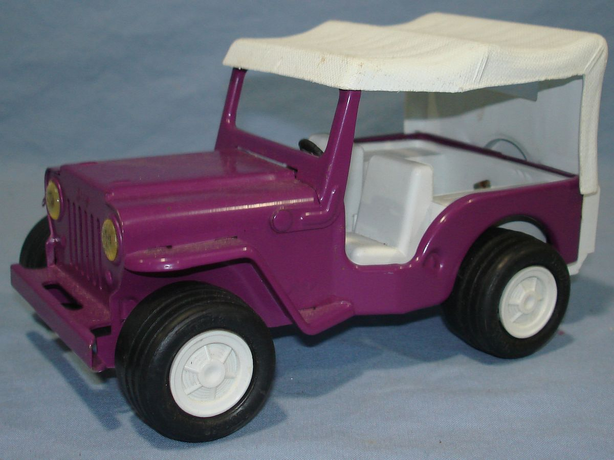 Toy Beach Buggy