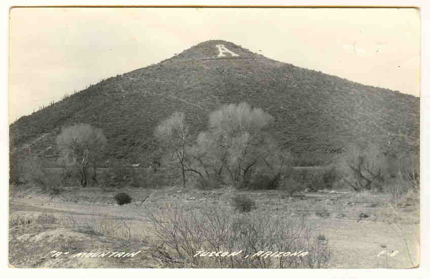 We buy and sell vintage Tucson postcards  Vintage Tucson