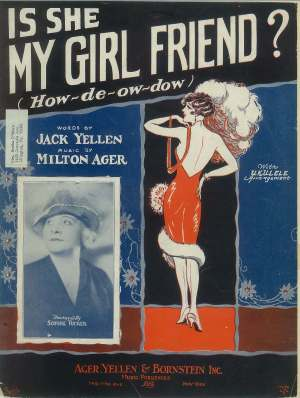 Old sheet music