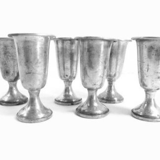 Sterling Silver Demitasse Cups from GirlPickers