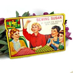 Sewing Susan Needle Packets