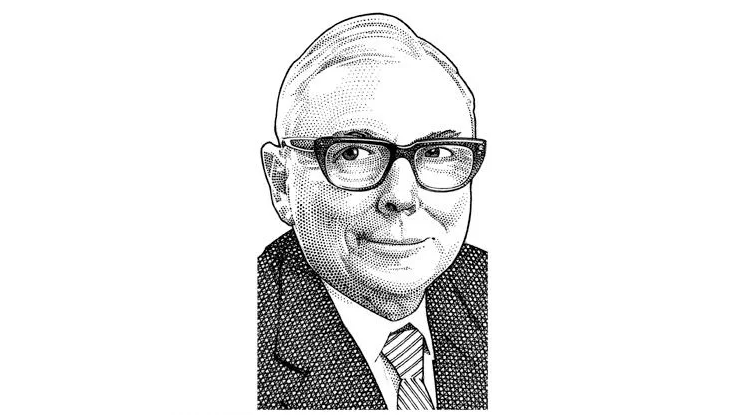 Charlie Munger Cartoon