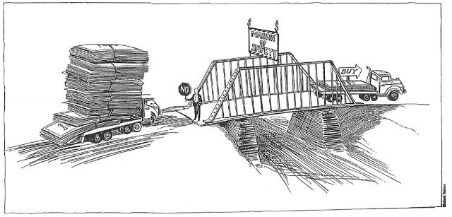 Margin of Safety Bridge