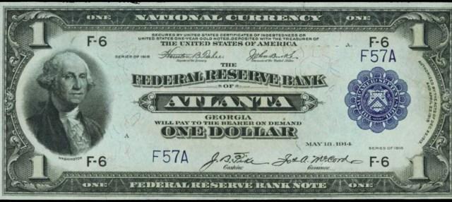 The Federal Reserve Bank of Atlanta