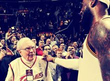 Warren-Buffett-LeBron-James - vintage