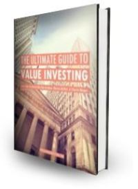 The Ultimate Guide to Value Investing - 3D Book Cover