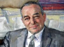 Benjamin Graham Painting