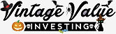 Vintage Value Investing Logo - Halloween - Cropped - Menu