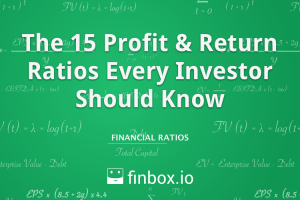 15 Profit & Return Ratios Every Investor Should Know